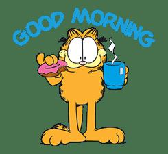 Garfield & Friends sticker #43918