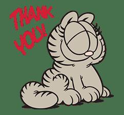 Garfield & Friends sticker #43925