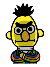 Sesame Street ★ Happy Days sticker #43957