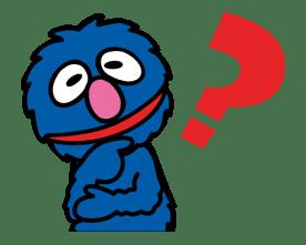Sesame Street ★ Happy Days sticker #43959