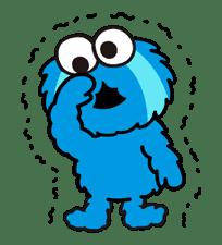 Sesame Street ★ Happy Days sticker #43963