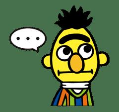 Sesame Street ★ Happy Days sticker #43966