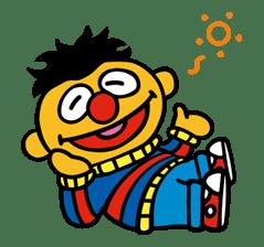 Sesame Street ★ Happy Days sticker #43967