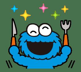 Sesame Street ★ Happy Days sticker #43970