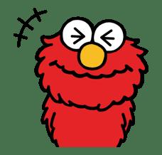 Sesame Street ★ Happy Days sticker #43984