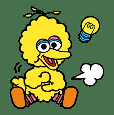 Sesame Street ★ Happy Days sticker #43987