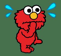 Sesame Street ★ Happy Days sticker #43989