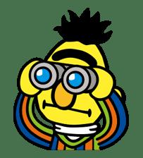 Sesame Street ★ Happy Days sticker #43990