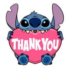 Stitch Returns sticker #51601