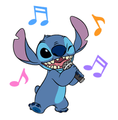 Stitch Returns sticker #51603