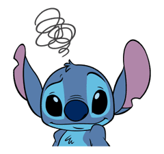 Stitch Returns sticker #51616