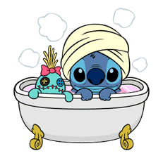 Stitch Returns sticker #51632