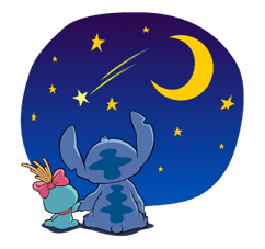 Stitch Returns sticker #51633