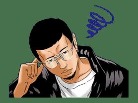 YAMIKIN USHIJIMA-KUN sticker #78633