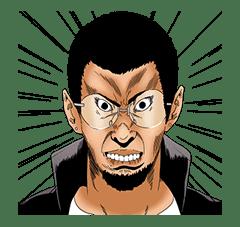 YAMIKIN USHIJIMA-KUN sticker #78635