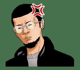 YAMIKIN USHIJIMA-KUN sticker #78638