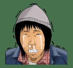 YAMIKIN USHIJIMA-KUN sticker #78641