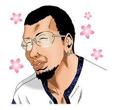 YAMIKIN USHIJIMA-KUN sticker #78642