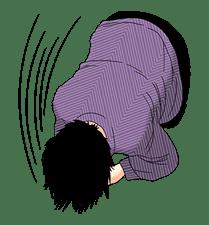 YAMIKIN USHIJIMA-KUN sticker #78643