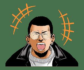 YAMIKIN USHIJIMA-KUN sticker #78652
