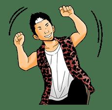 YAMIKIN USHIJIMA-KUN sticker #78654