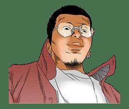 YAMIKIN USHIJIMA-KUN sticker #78661