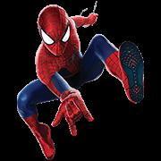 สติ๊กเกอร์ไลน์ The Amazing Spider-Man 2