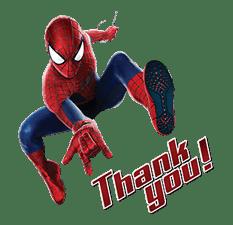 The Amazing Spider-Man 2 sticker #79820