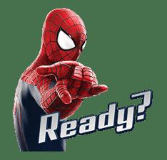 The Amazing Spider-Man 2 sticker #79821