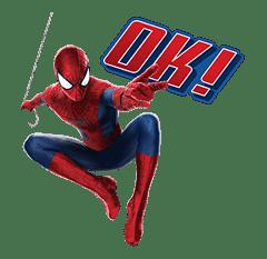 The Amazing Spider-Man 2 sticker #79824