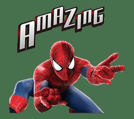 The Amazing Spider-Man 2 sticker #79834
