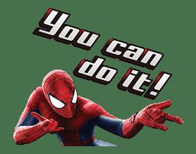 The Amazing Spider-Man 2 sticker #79835