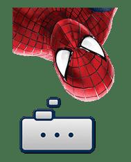 The Amazing Spider-Man 2 sticker #79836