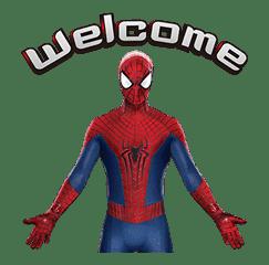 The Amazing Spider-Man 2 sticker #79842