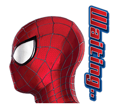 The Amazing Spider-Man 2 sticker #79844
