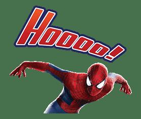 The Amazing Spider-Man 2 sticker #79849
