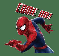 The Amazing Spider-Man 2 sticker #79850