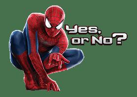 The Amazing Spider-Man 2 sticker #79853