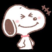 สติ๊กเกอร์ไลน์ Sticker Day: Snoopy