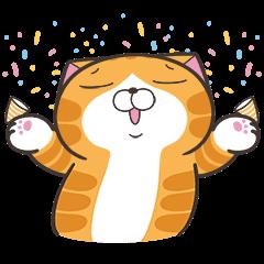 เหมียวซ่า : เป็นแมวตลก