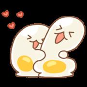 สติ๊กเกอร์ไลน์ Egg