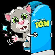 สติ๊กเกอร์ไลน์ Talking Tom