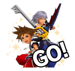 KINGDOM HEARTS sticker #153753
