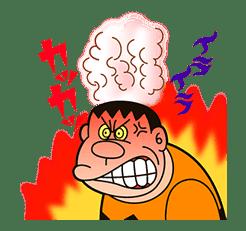 Doraemon: Big G sticker #153802