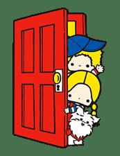 PATTY&JIMMY sticker #153894