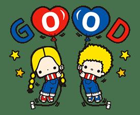 PATTY&JIMMY sticker #153906