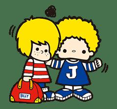 PATTY&JIMMY sticker #153912