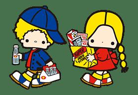 PATTY&JIMMY sticker #153918