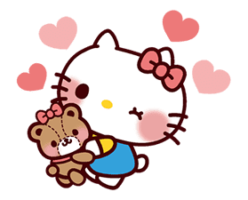 SANRIO CHARACTERS2 (Cartoons) sticker #218653