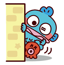 SANRIO CHARACTERS2 (Cartoons) sticker #218657